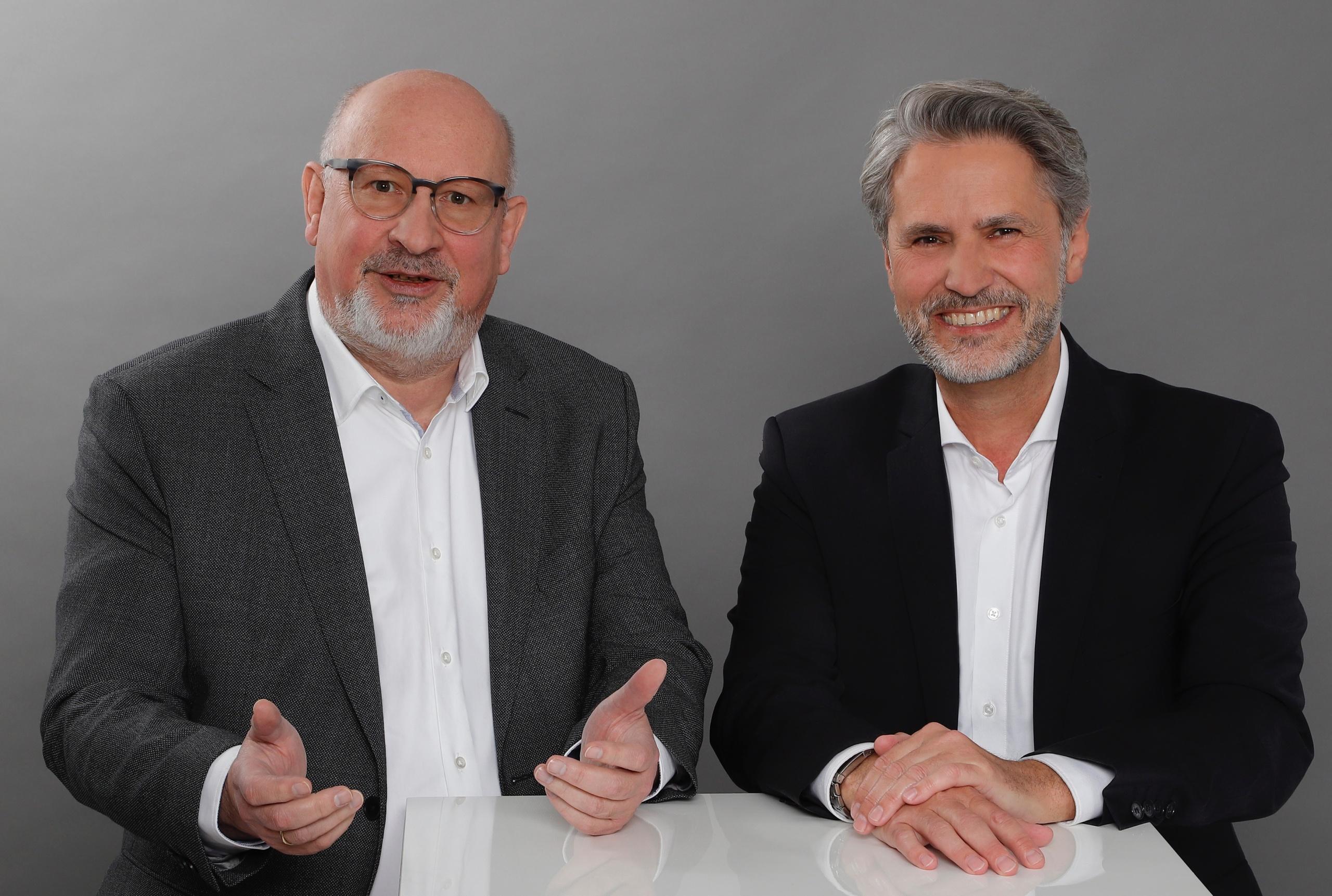 Vorstand der EL-NET GROUP | Dr. Eckart Eller und Erich Wulff