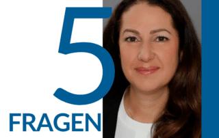 5 Fragen an Gamze Colak: Workforce Transformation & Female Leadership